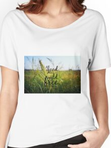 Thoreau wild free Women's Relaxed Fit T-Shirt