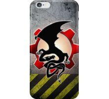 Steampunk Dragon Phonecase iPhone Case/Skin