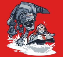 Jurassic Hoth Kids Clothes