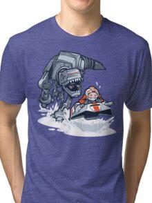 Jurassic Hoth Tri-blend T-Shirt