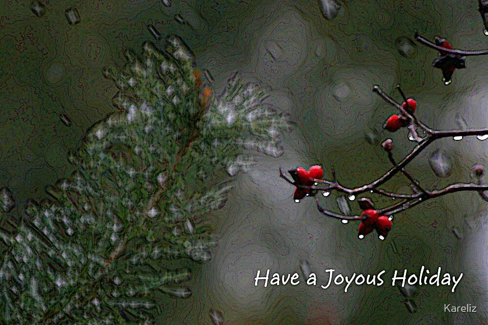 Joyous Holiday by Kareliz