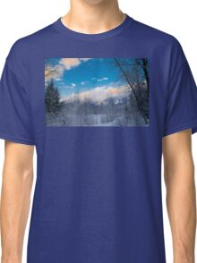 Winters day  Classic T-Shirt