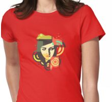 Alternate Colours Womens Fitted T-Shirt