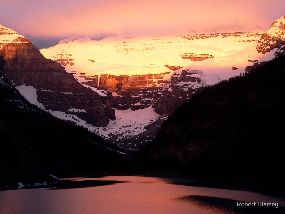 Sunset by Robert Blamey