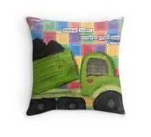 Whatever you do..  Throw Pillow