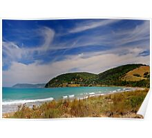 Eastern View Beach Poster