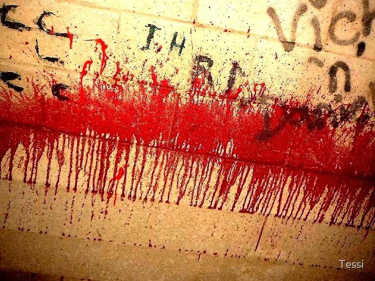 Bloody Streak by Tessi