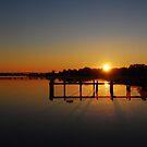 Sunrise Shadows by Gabriel Martinez