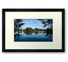 Laratinga Wetlands - Adelaide Hills Framed Print