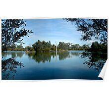 Laratinga Wetlands - Adelaide Hills Poster