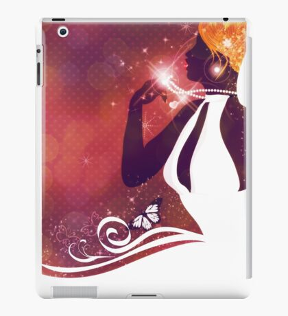 Beautiful bride 2 iPad Case/Skin