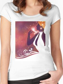 Beautiful bride 2 Women's Fitted Scoop T-Shirt