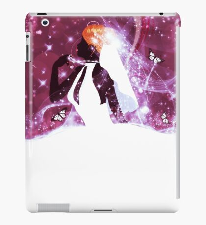 Beautiful bride 4 iPad Case/Skin