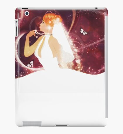 Beautiful bride 3 iPad Case/Skin