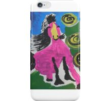 Pinky the horse iPhone Case/Skin