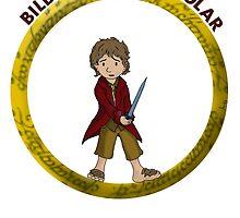 Bilbo the Burglar by aelita15