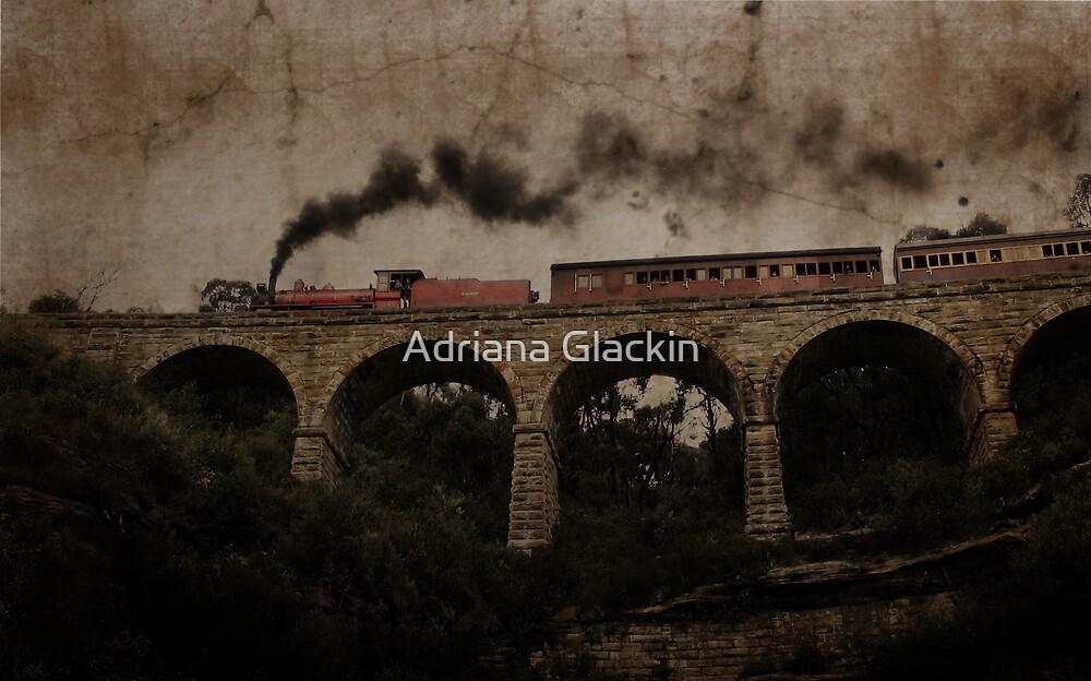 Yesteryear by Adriana Glackin