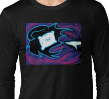 Tired Desires (Abstract) Long Sleeve T-Shirt