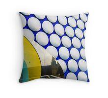 Selfridges Birmingham Bullring Throw Pillow