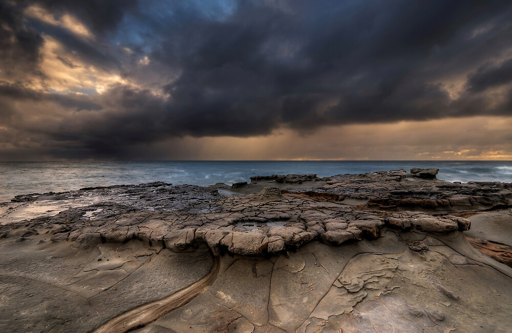 Dawn Storm by Robert Mullner