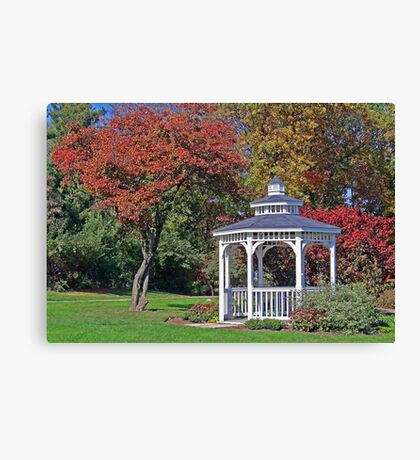 Gazebo Of Dreams Canvas Print