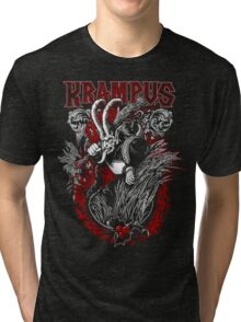 Krampus  Tri-blend T-Shirt