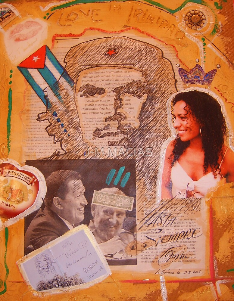 love in trinidad.. by J-M MACIAS