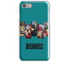 Yu-Gi-Oh Heroes iPhone Case/Skin