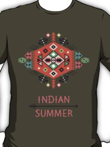 Pattern in native american style T-Shirt
