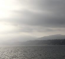 Misty Horizon by Karla Aguirre