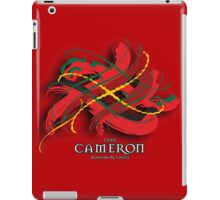 Cameron Tartan Twist iPad Case/Skin