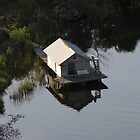 Boathouse on the St. Sebastian River by IRCbyAir