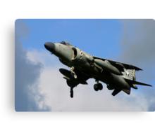 Harrier Jump Jet  Canvas Print
