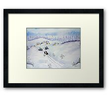 Have A Merry Christmas Framed Print