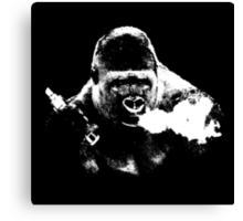 Sub-Ohm Gorilla Canvas Print