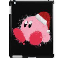 Kirby Splatter Christmas ~ ☆ iPad Case/Skin