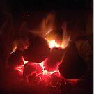 Warming Fire by ReelSorcery