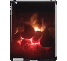 Warming Fire iPad Case/Skin