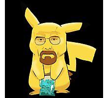 The Breaking Pikachu Photographic Print