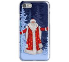 Merry Christmas and Happy New Year! iPhone Case/Skin