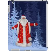 Merry Christmas and Happy New Year! iPad Case/Skin