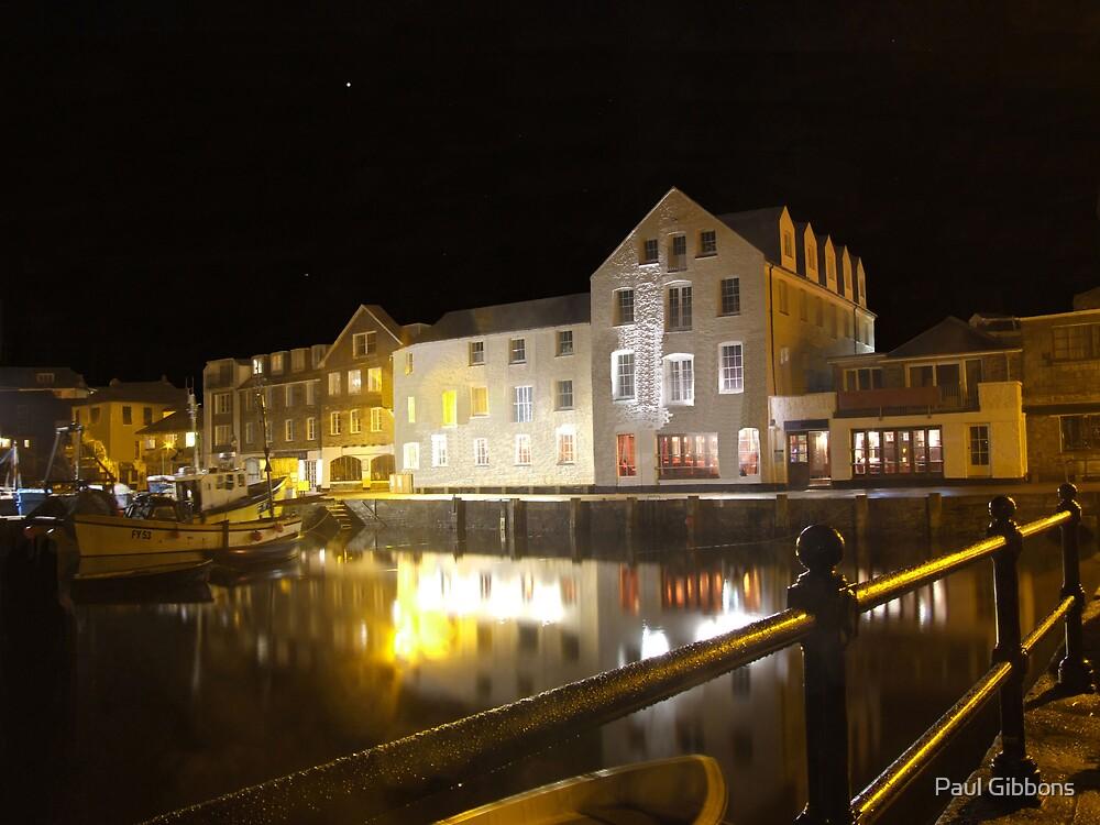 Harbour lights by spottydog06