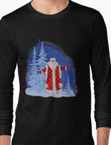 Merry Christmas and Happy New Year! Long Sleeve T-Shirt