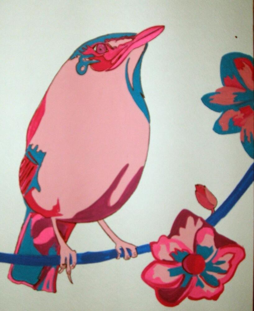 song Bird by Jamie Winter-Schira