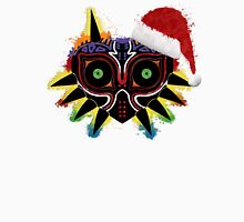 Majora's Splat ~ v. Christmas Men's Baseball ¾ T-Shirt