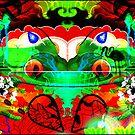 Kissing Frogs by Mark Devas