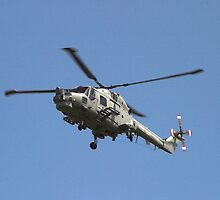 Westland Lynx by SWEEPER