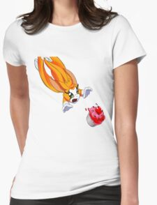 Fidget - Cupcake Womens Fitted T-Shirt