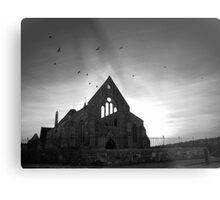 Garrison Church Metal Print