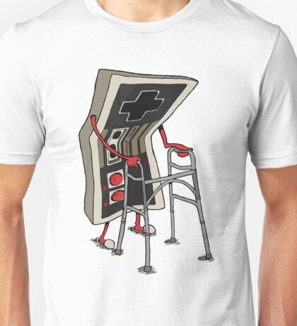 Old School Gamer | Geek | Nerd Unisex T-Shirt